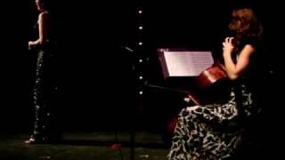 """No One Is Alone"" - Kim Crosby"