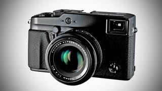 Fujifilm X-Pro1 & X10 Quick Look (Future Shop Imaging Event)