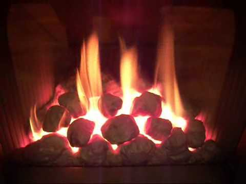 Gas Fires Gazco E BOX Living Flame Coal Effect Movie by www ...