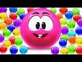 Learn Colors With Dancing Balls WonderBalls | Funny Cartoons Collection by Cartoon Candy