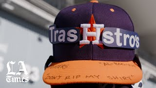 Can Dodgers fans ever forgive the Houston Astros?