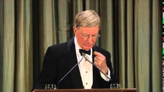 George Will at the Inaugural Disinvitation Dinner