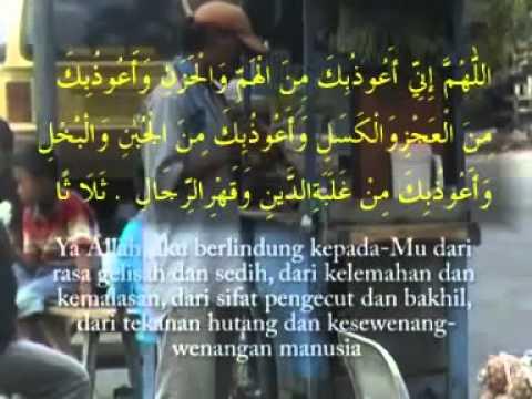 Al-Matsurat  Do'a & Dzikir Pagi Hari - YouTube Part 2