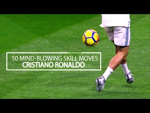 Cristiano Ronaldo 50 Mind-Blowing Skill Moves