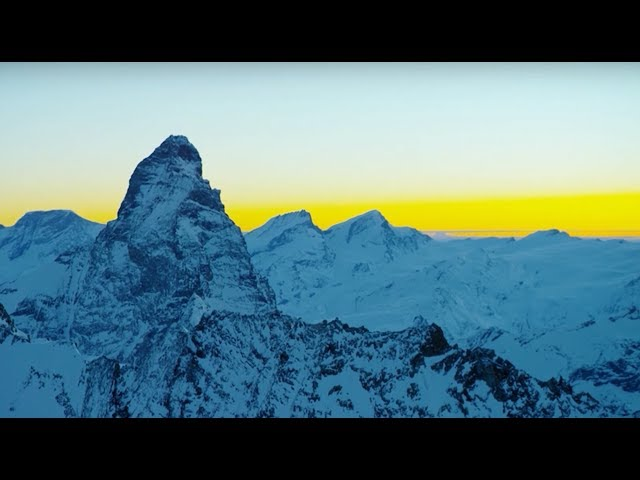 10 Hours Of Relaxing Planet Earth II Mountain Sounds | Earth Unplugged