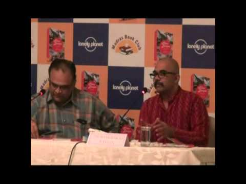 Actor Mohan Raman Lonely Planet Cordially Launches New Travel Guide