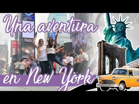 Una aventura en NEW YORK!!!  ♥♥♥ Malory ♥♥♥