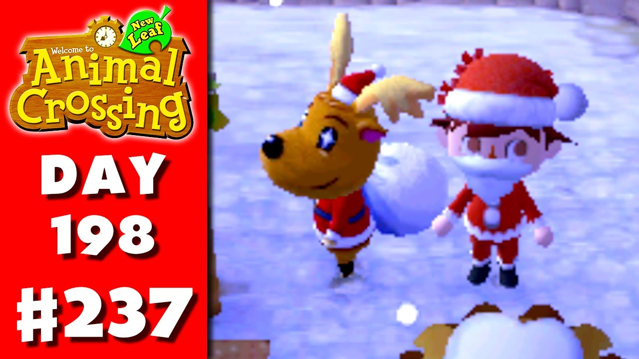 Animal Crossing New Leaf Part 237 Toy Day Nintendo 3ds Gameplay Walkthrough Day 198 Youtube