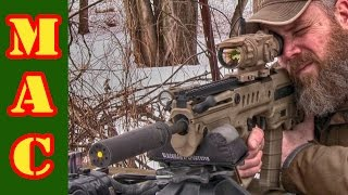 Shooting the Armasight OPMOD Thermal sight