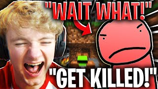 Download TommyInnit KILLS DREAM AND GETS HIM ANGRY!