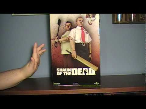 Sideshow Collectibles Shaun of the Dead: 1/6 Scale Shaun Figure Review
