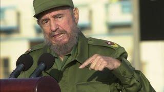 Obama, Trump react to Fidel Castro's death