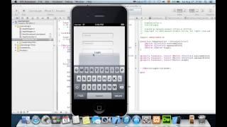 Log In wit iOS - PHP - MySQL