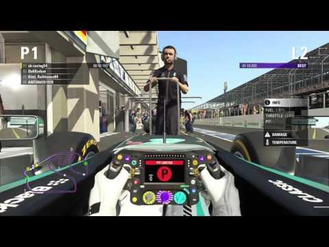 sh-racing54's Live race station f1 season brazil