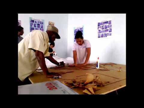 East Port of Spain 3D Model Time-Lapse