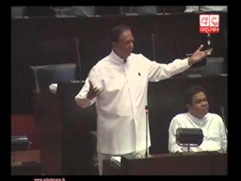 Minister Amaraweera briefs Parliament on Koslanda tragedy