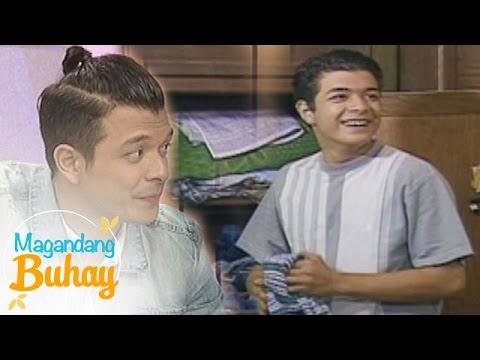 Magandang Buhay: Jericho's love for showbiz