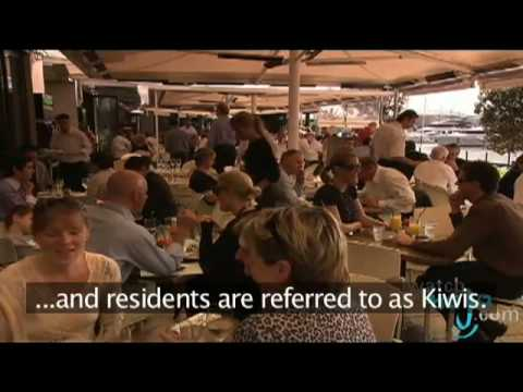 Travel Guide - New Zealand (with Closed Caption)