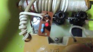Осциллятор для для сварки! на строчнике просто видео (часть-1)(как я варил алюминий с эти осциллятором!, 2015-12-10T01:31:26.000Z)