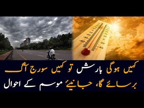 Weather Report For Today In Pakistan