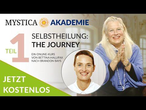 KOSTENLOS! Selbstheilung - THE JOURNEY (Online-Kurs von Brandon Bays & Bettina Hallifax)