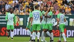 Highlights und Stimmen | SG Dynamo Dresden - VfL Wolfsburg