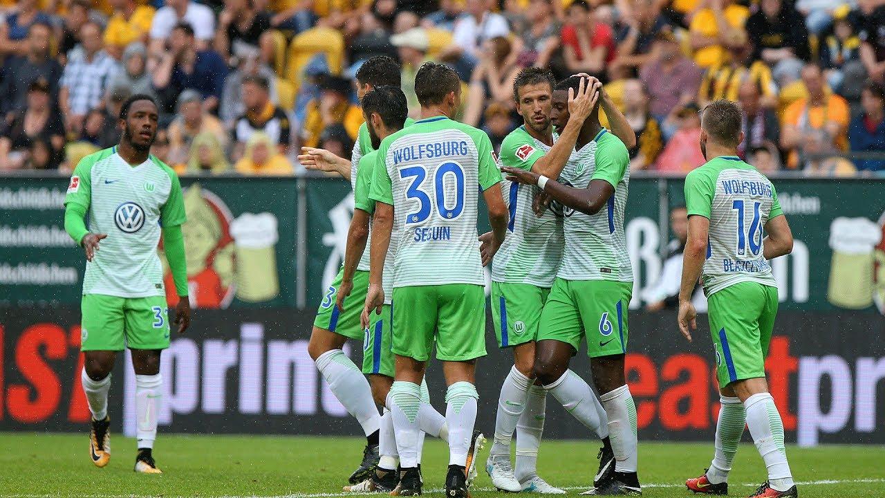 Dynamo Dresden Wolfsburg