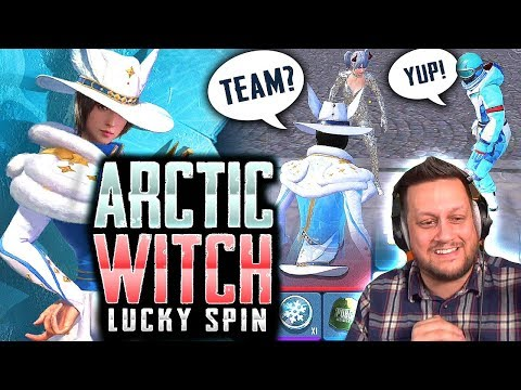 ARCTIC WITCH LUCKY SPIN - Making Friends in Vikendi!