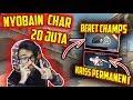 MERATAKAN WARGA EXPERT PAKE BARET CHAMPS GEMSCOOL!! Point Blank Zepetto Indonesia
