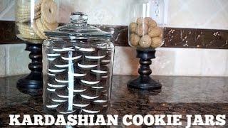 DIY Kardashian Cookie Jars