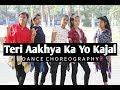 Teri Aakhya Ka Yo Kajal | Official Dance Video | Sapna Chaudhary | Choreography By Rajesh Sharma