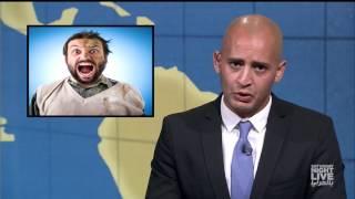 أهم الانباء - حلقة عمرو سعد - جزء 2 - SNL بالعربي