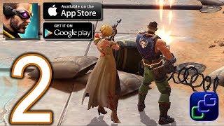Evolution 2: Battle For Utopia Android iOS Walkthrough - Part 2 - Citadel