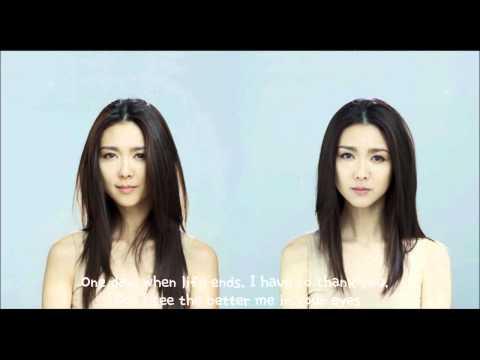 [eng lyrics] Better me - Fiona Sit (薛凱琪)