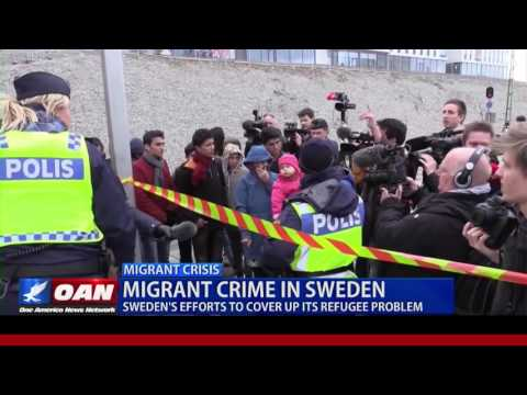 #SwedenSOS Sweden's Attempts to Cover Up Its Problem With Migrant Crime