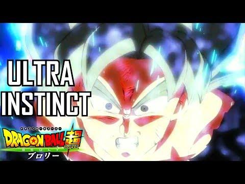 GOKU ULTRA INSTINCT EST DANS LE FILM DRAGON BALL SUPER: BROLY ?! (DBS)