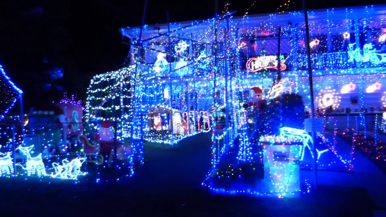 brisbane christmas lights 2014 20 curragundi road jindalee