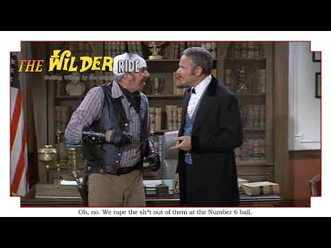Blazing Saddles Episode 12: Oh, No, We Rape The Sh*t Out Of Them