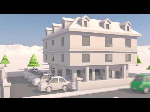 Enterprise Car Club - How it Works 3D Animation