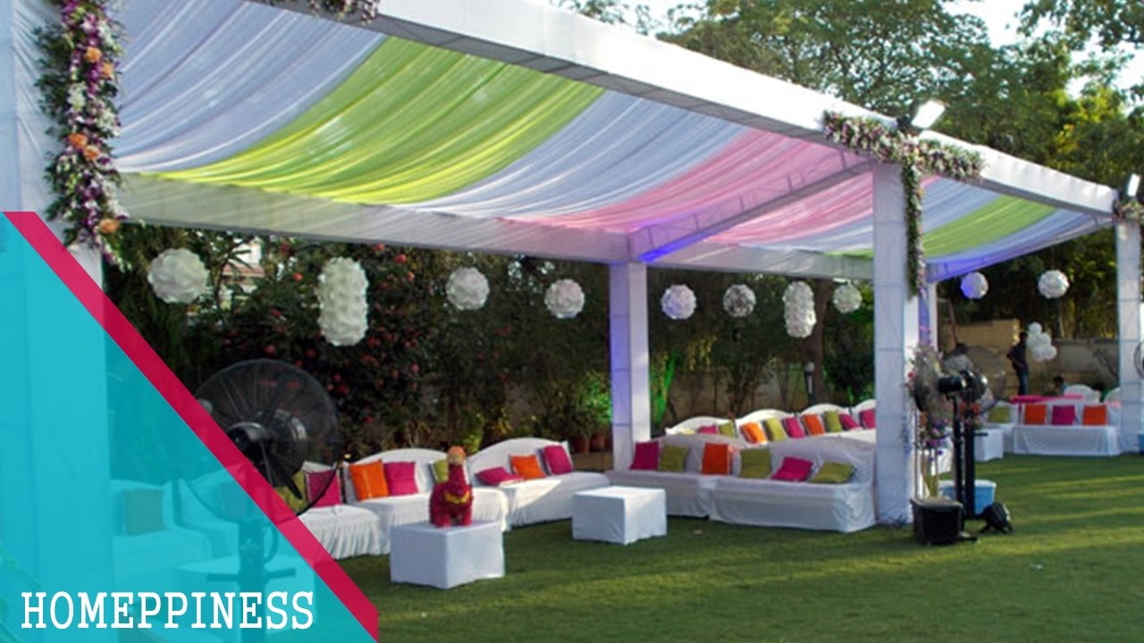 MUST LOOK !!! 50+ Awesome Gazebo Decorating Ideas For Wedding Party ...