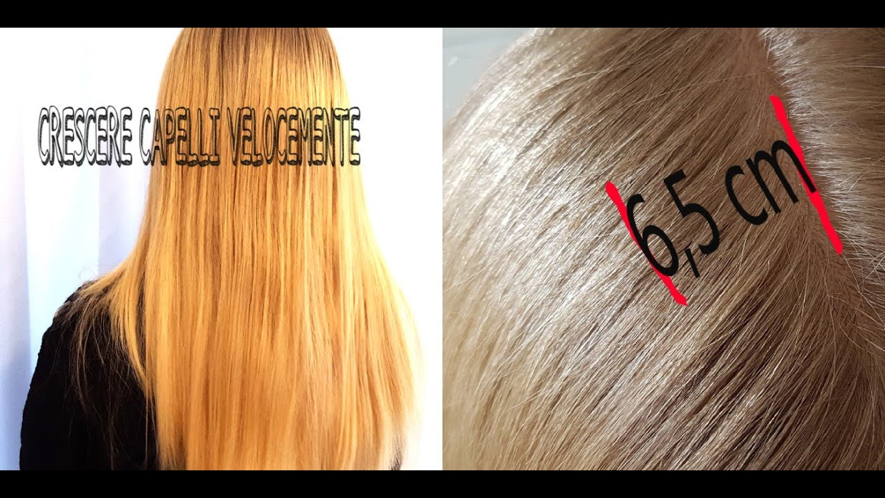 Taglio capelli 4 cm