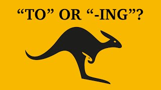 "Verbs with ""to"" and ""-ing"" 