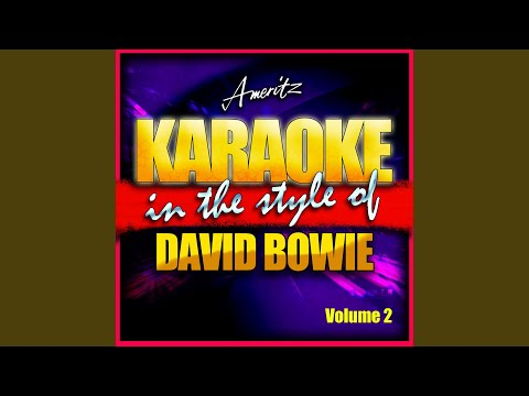 Hallo Spaceboy (In the Style of David Bowie) (Karaoke Version) mp3