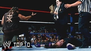 Good guys gone bad - WWE Top  10
