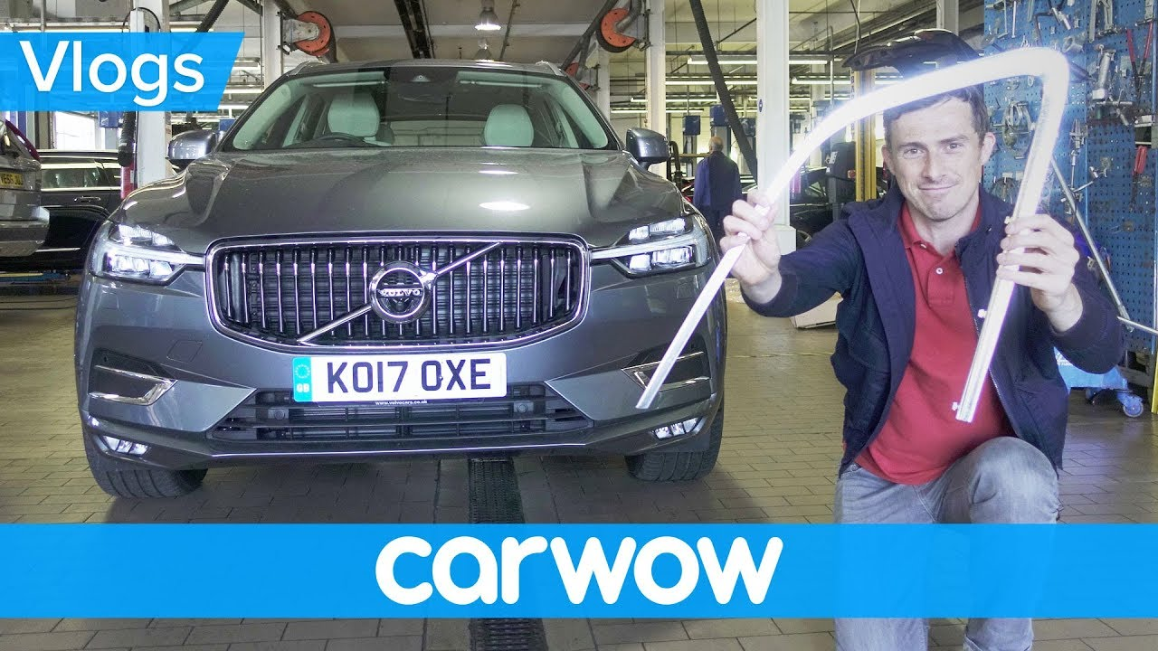 My Volvo XC60 had to visit the workshop to be fixed    | Mat Vlogs