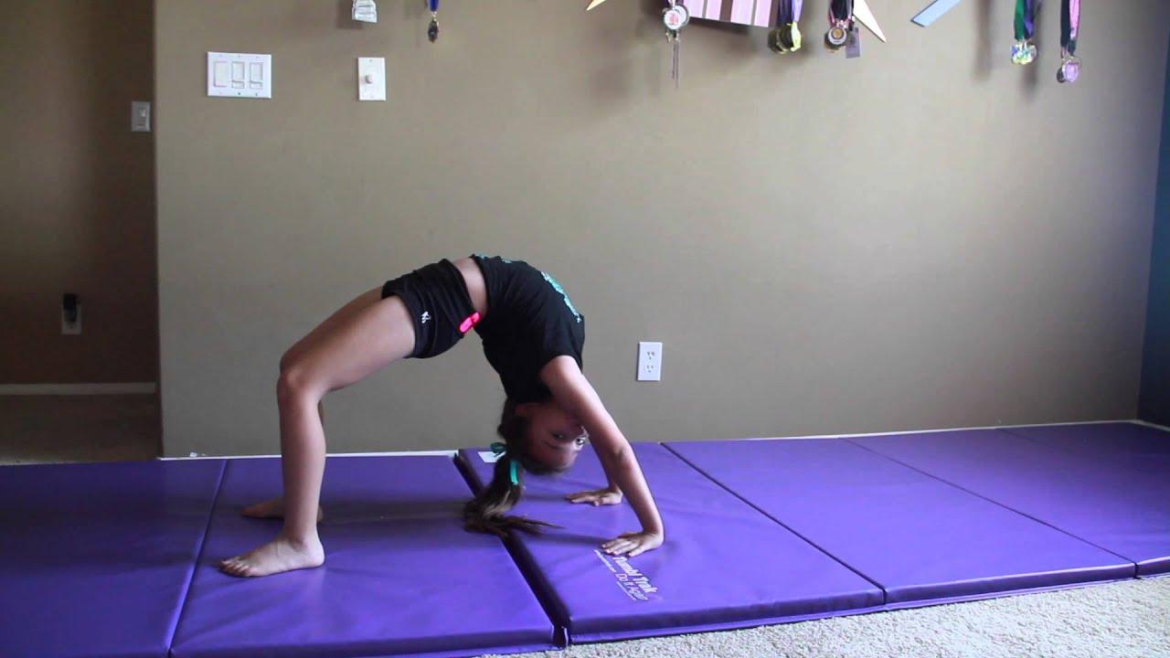 Back Bend Progressions - YouTube