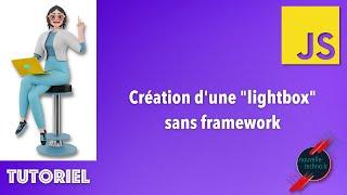 """Miniature catégorie - On crée une """"lightbox"""" sans framework"""