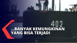 Ada Dugaan Kapal Selam KRI Nanggala 402 Blackout, Apa yang Terjadi Saat Blackout?