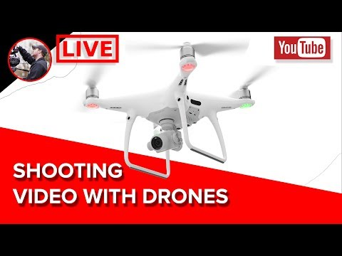 🔴 What You Need to Know About Shooting Video with Drones