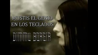 Mustis el Genio en los teclados - Dimmu Borgir